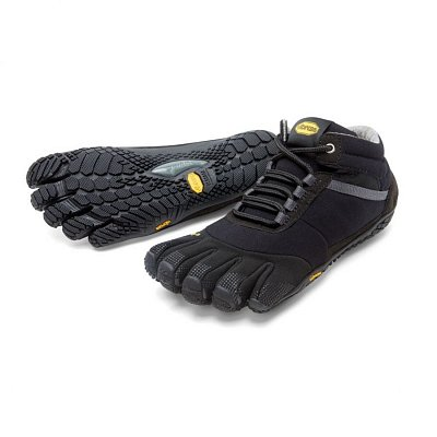 Prstové boty VIBRAM FIVEFINGERS TREK ASCENT INSULATED black